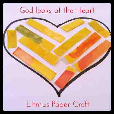 God kijkt naar het hart 1